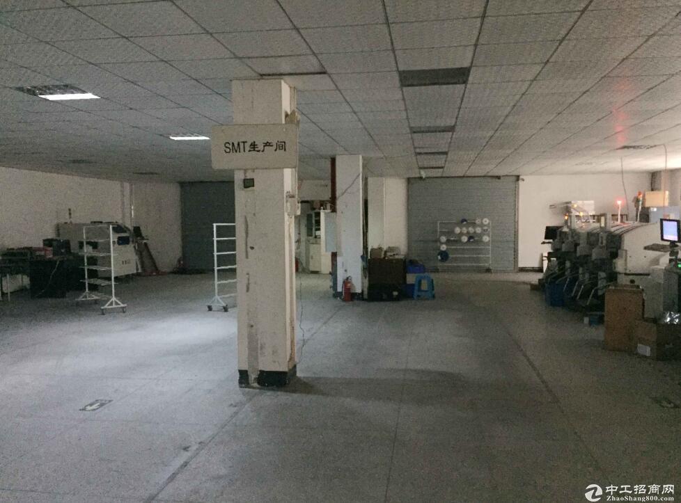 东西湖中小企业城3700平米企业独栋厂房出售