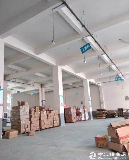 金银湖环湖中路5000平整栋厂房出售!