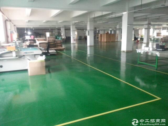 原房东厂房3楼带装修1000平米出租