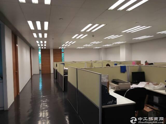 原房东厂房3楼带装修1000平米出租-图2