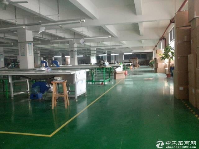 原房东厂房3楼带装修1000平米出租-图7