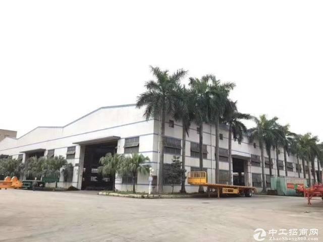 清溪标准电商仓库 物流仓库30000平