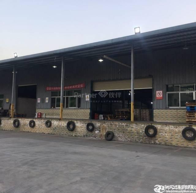 石岩新出标准钢构物流仓库5000㎡