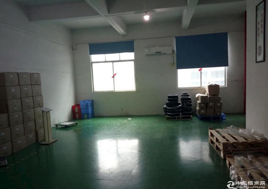 布吉丹竹头3楼650平米电商仓库厂房出租