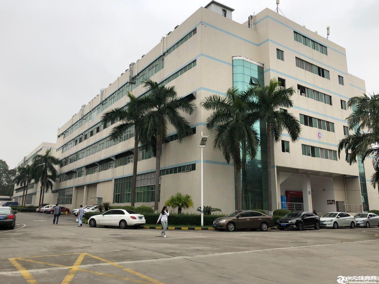 公明将石3楼585平厂房招租;