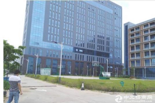 坪山大工业区高新科技园红本厂房带装修300平方出租