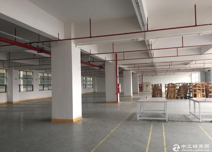 享高新补贴 坪山医疗厂房新增二楼3000平出租可分租