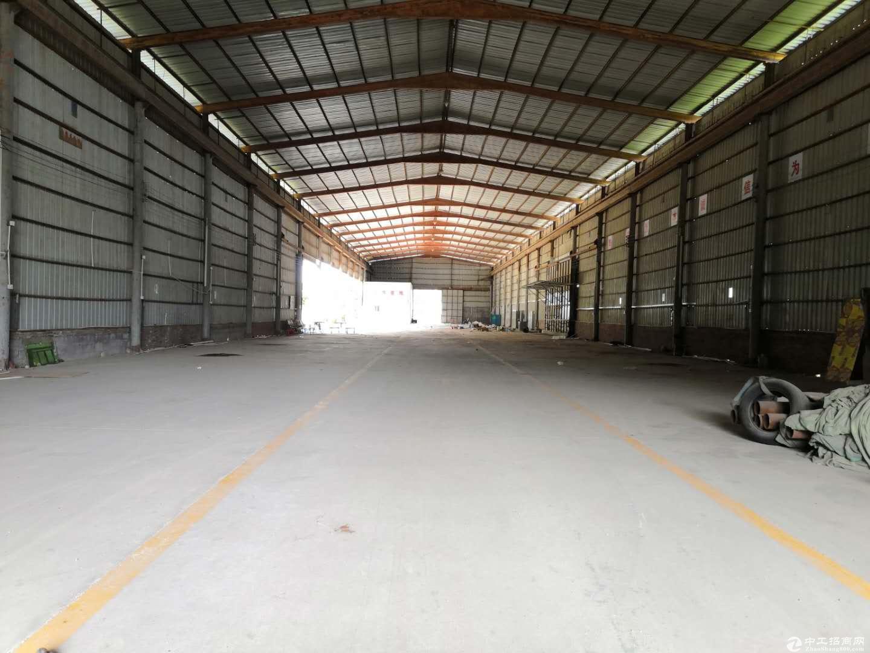 滴水11米超大空地独院3000平租金25可以做仓库、物流、汽修··-图2