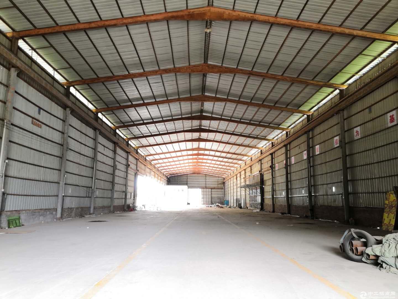滴水11米超大空地独院3000平租金25可以做仓库·