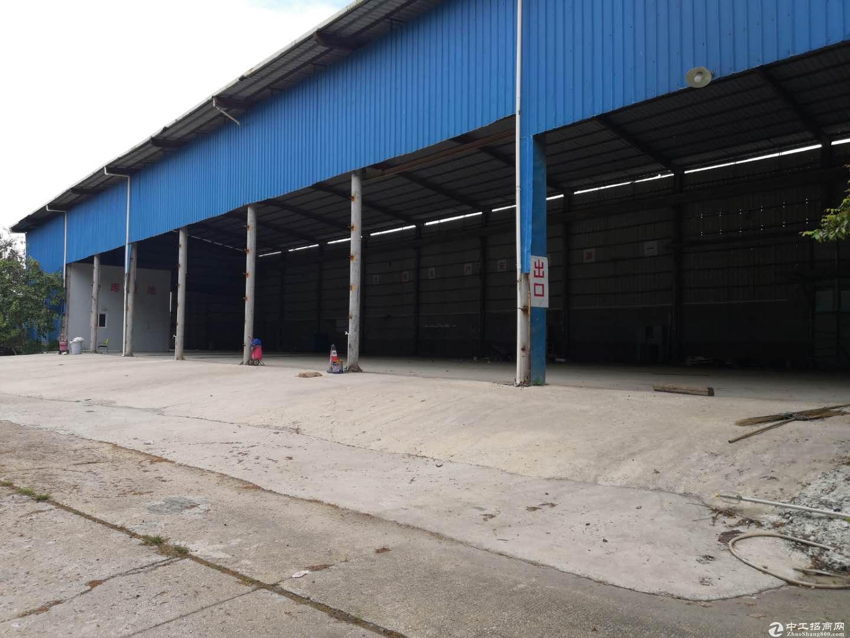 滴水11米超大空地独院3000平租金25可以做仓库······