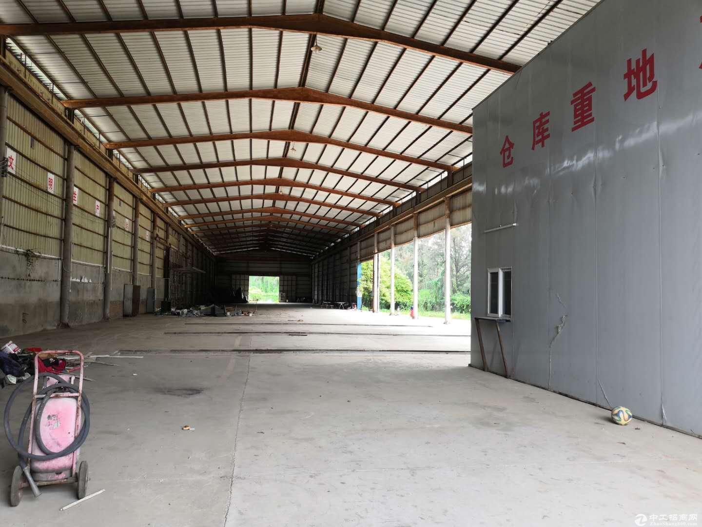 超大空地滴水11米独院3000平租金25可以做仓库·-图4
