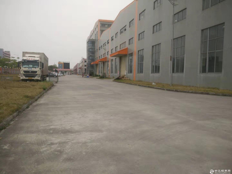 广州新塘高速出口原房东物流仓68855平米出租-图4