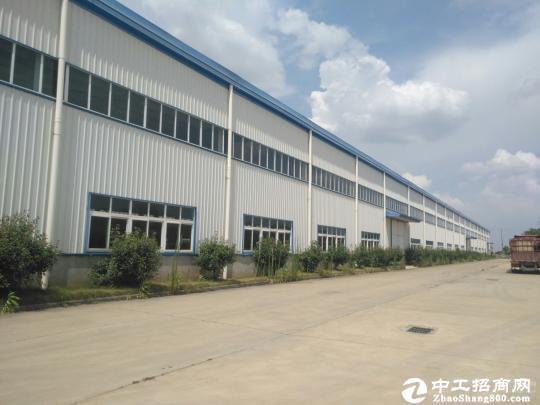 黄陂厂房盘龙城单层钢钩13米高厂房可分租