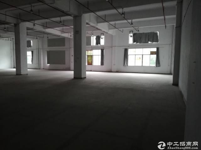 布吉厂房出租长龙地铁站附近一楼1400平方可分租