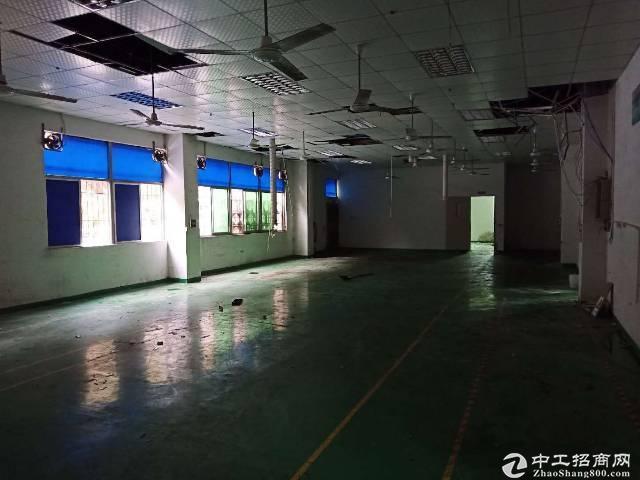 布吉坂田厂房出租上雪工业区一楼厂房空出2300平