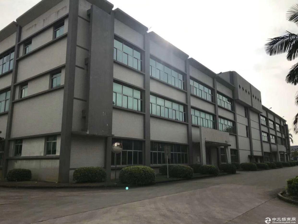 龙岗厂房出租中心城龙西新出原房东二楼厂房580平