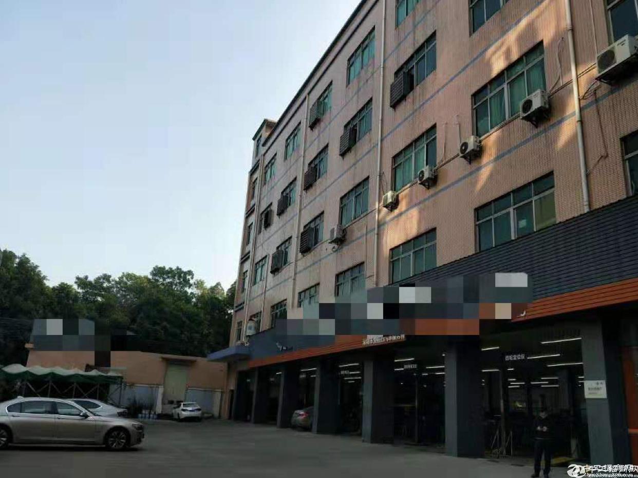 龙岗厂房出租龙西清水路村委厂房三楼850平带装修