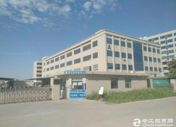 布吉地铁站18000平米厂房招租可分租仓库一楼合租