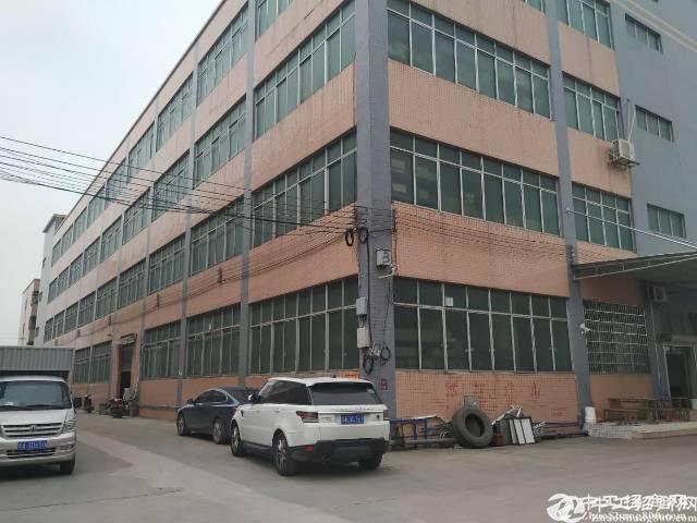 白云区大朗大型成熟工业园分租独栋厂房仓库6400平方米