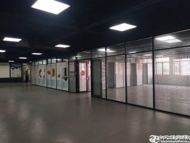 西丽塘朗同富裕工业区新出550平精装原房东厂房出租