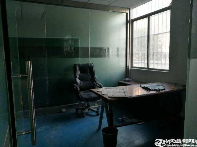 西乡三围工业区新出460平米厂房带装修