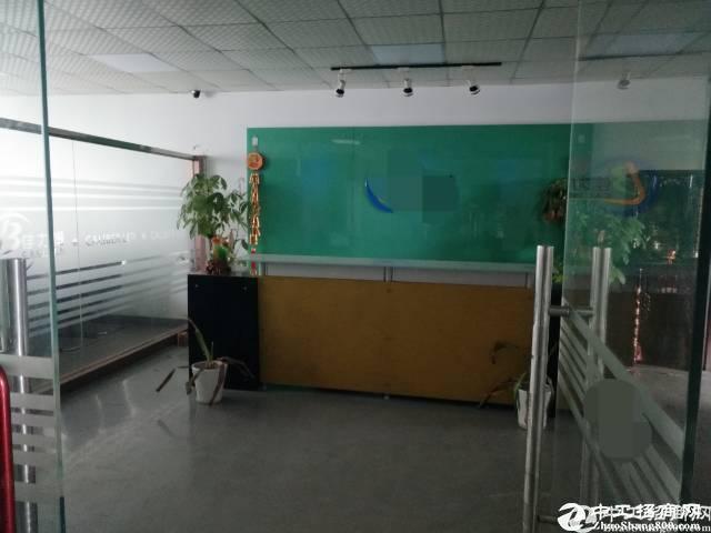 西乡鹤洲独门独院500平米厂房出租