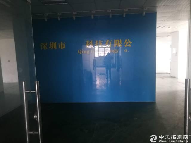 公明镇李松朗500平方带精装修厂房