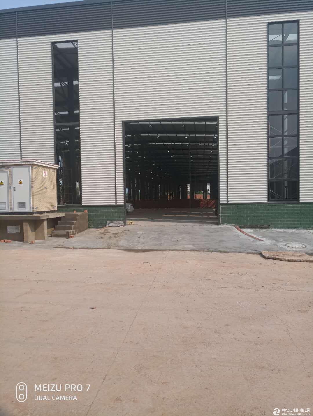 龙泉经开区1200平米单层钢结构厂房出租