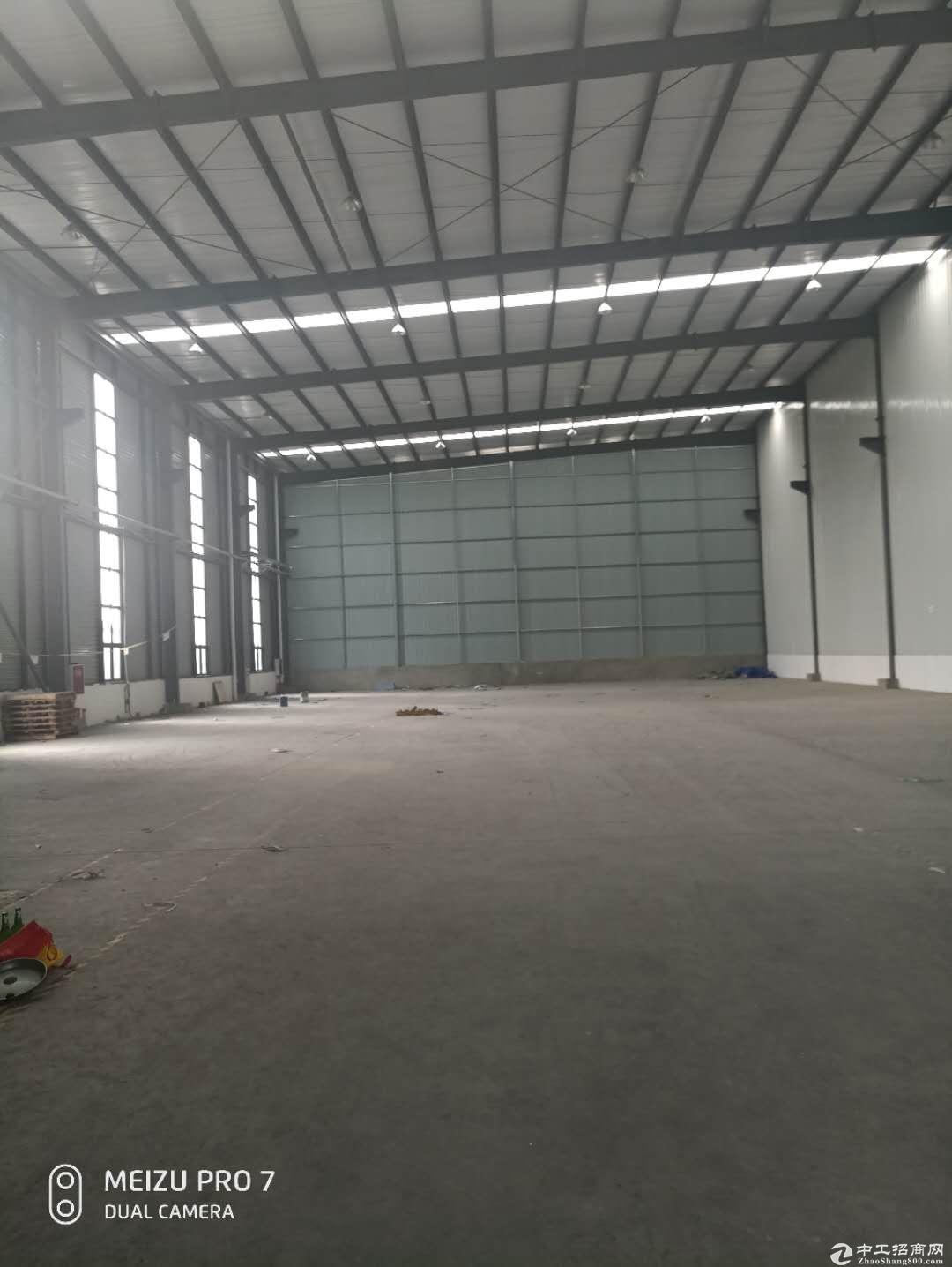 龙泉经开区1200平米单层钢结构厂房出租-图3