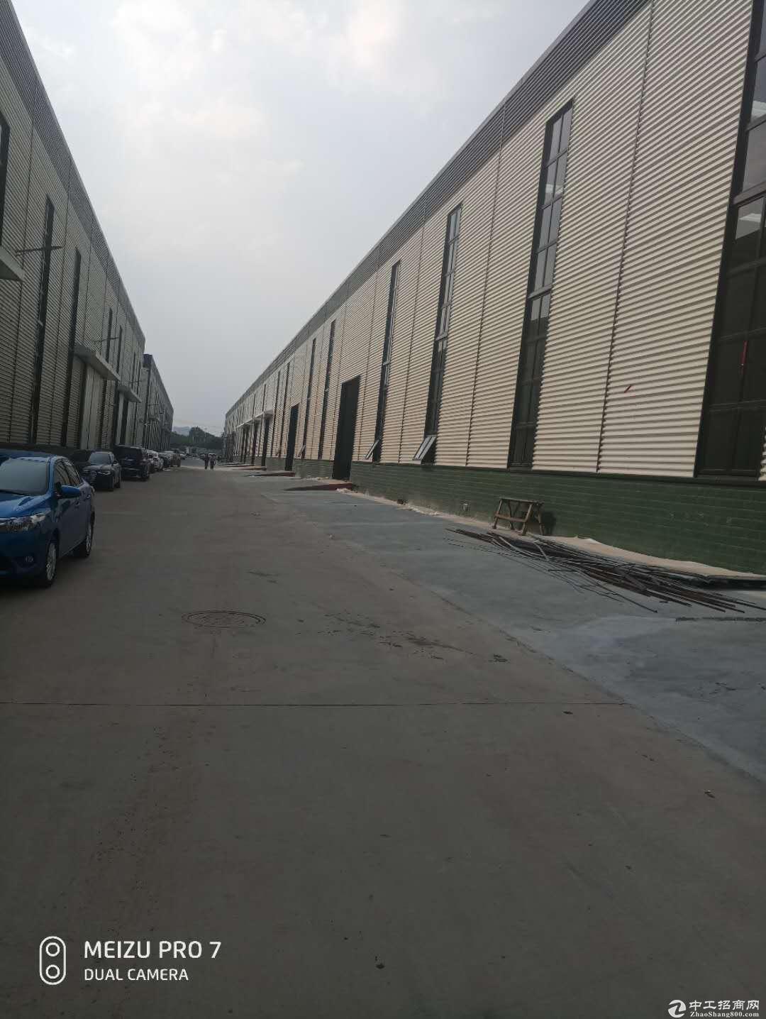 龙泉经开区1200平米单层钢结构厂房出租-图4
