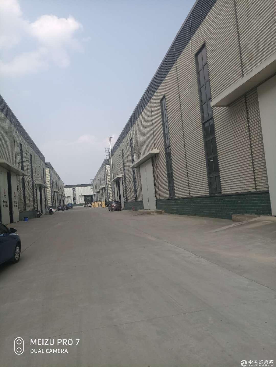 成都龙泉2000平米厂房出租单层钢结构-图2