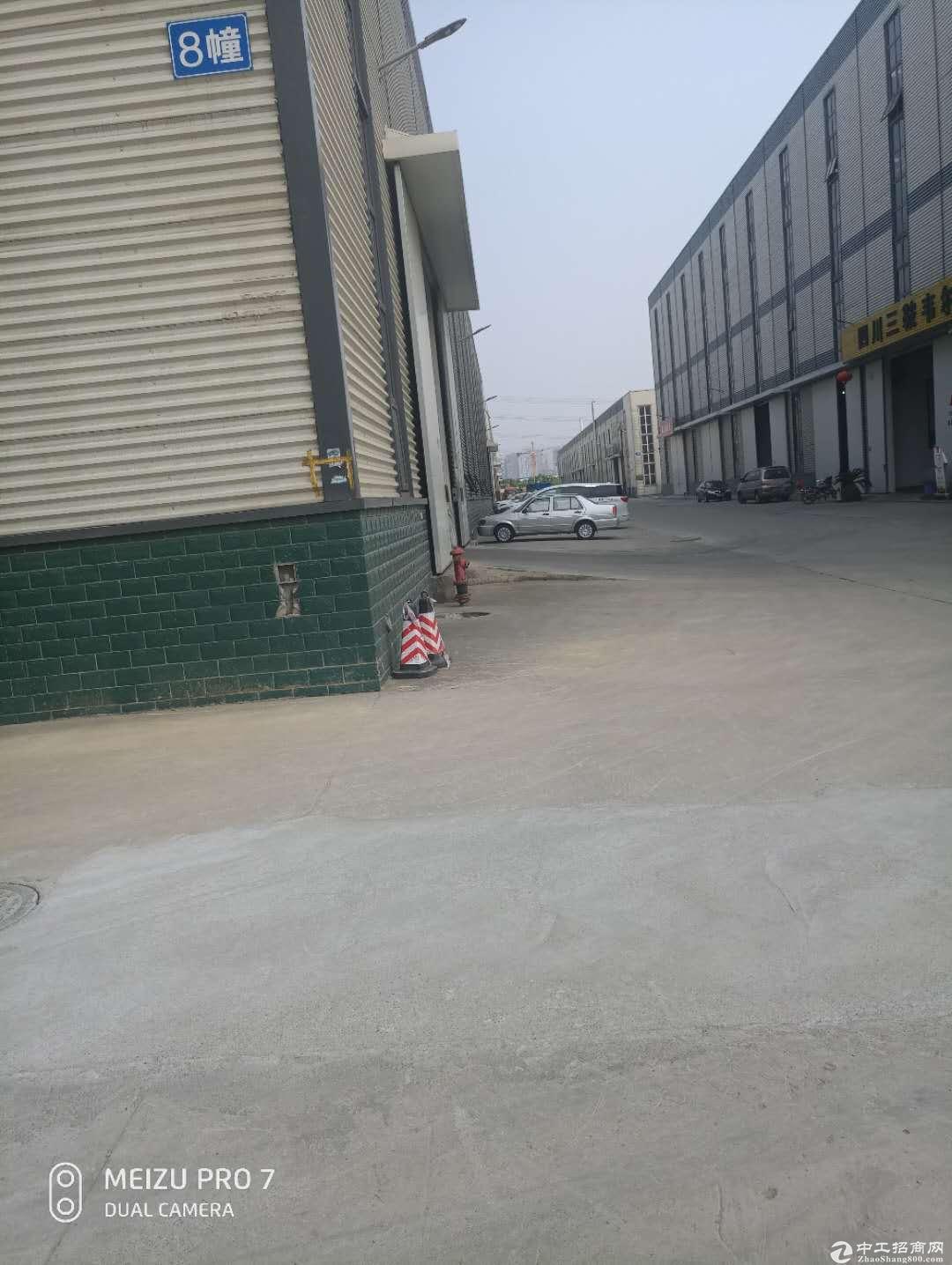 成都龙泉2000平米厂房出租单层钢结构-图3
