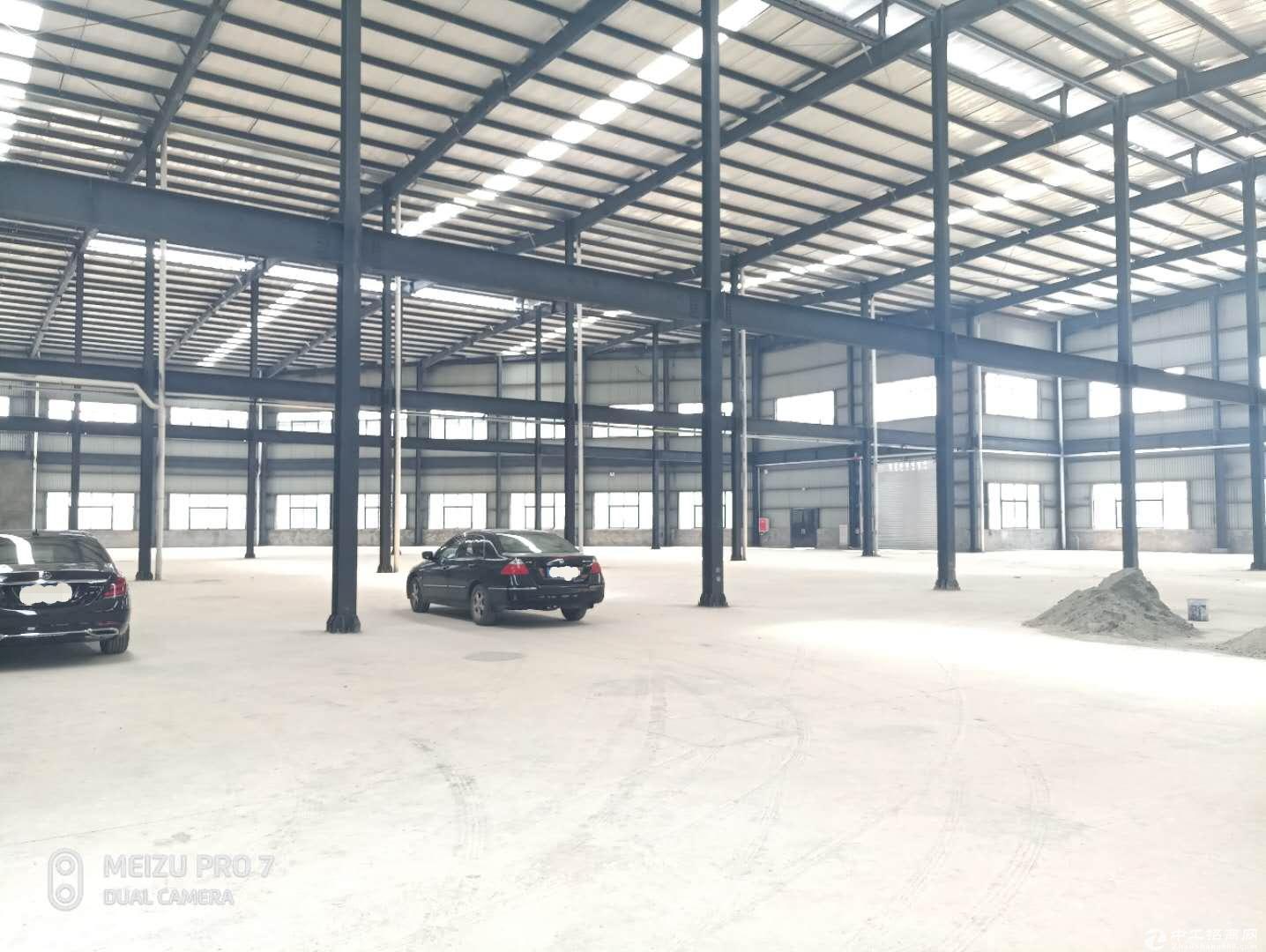 成都龙泉经开区3000平米带行车标准厂房出租能进大车-图3
