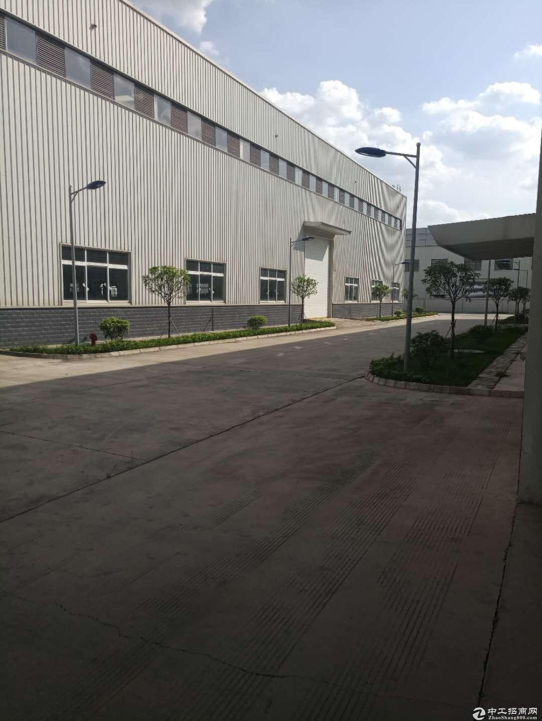 成都龙泉15200平标准厂房出租带10t行车-图4