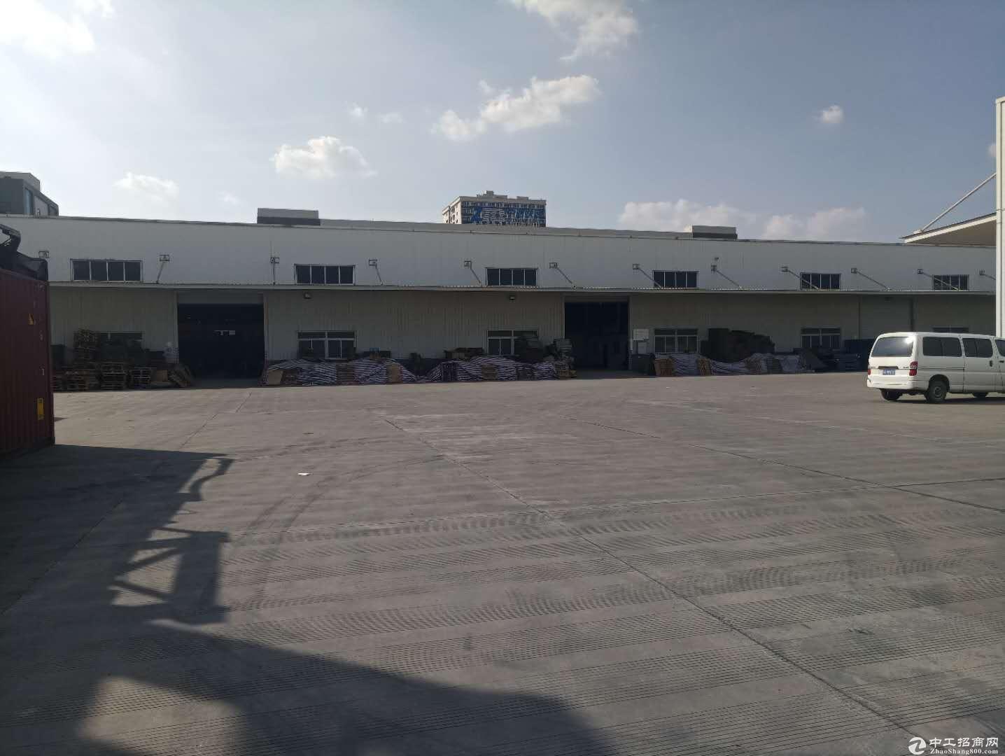 成都龙泉7560平单层钢结构厂房出租-图3