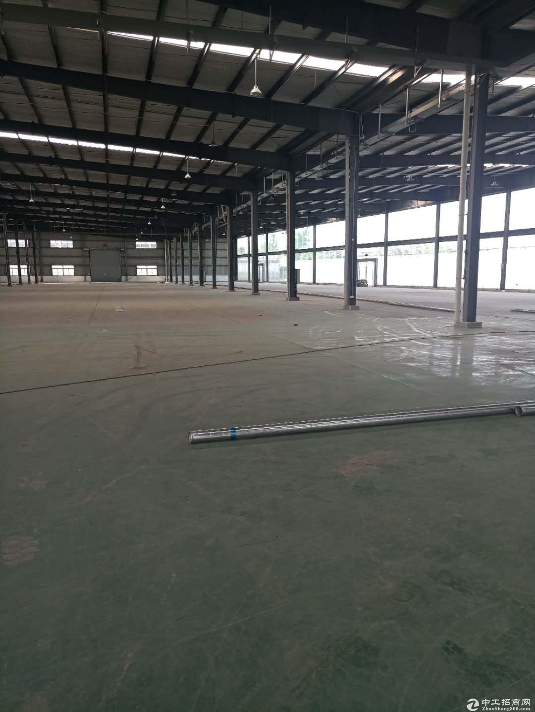 成都龙泉7560平单层钢结构厂房出租-图4