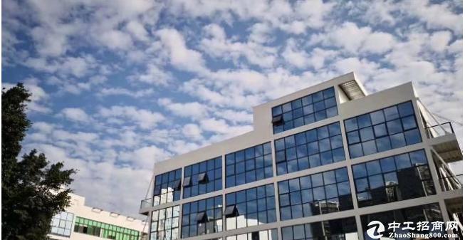 龙华大浪工业园3万平红本厂房,100平起招租,已隔好