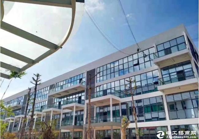 龙华大浪工业园3万平红本厂房,100平起招租,已隔好图片5