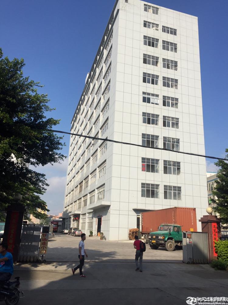 宝安新安一楼400平米厂房出租带装修
