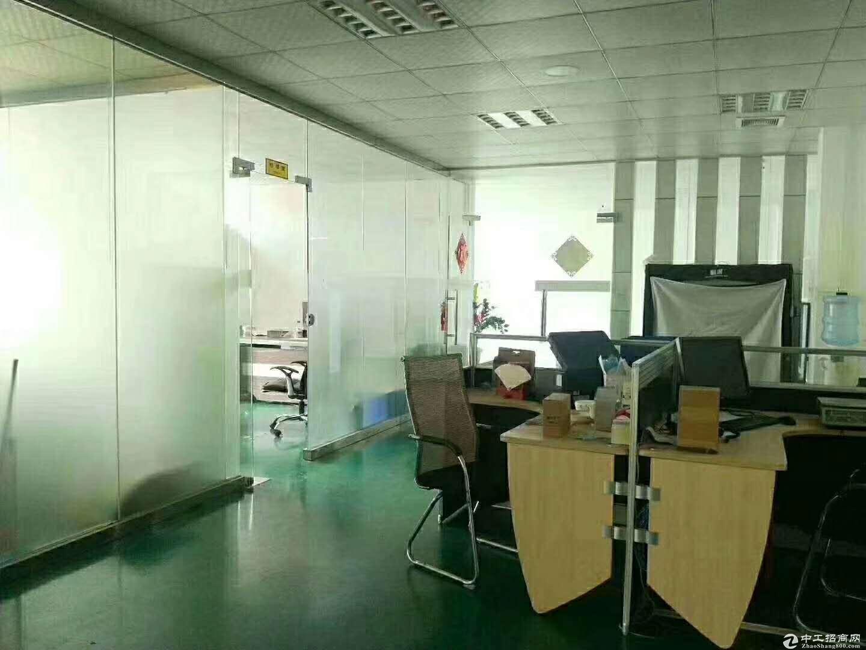 沙井98工业园区新空带豪华装修1080平米厂房-图2