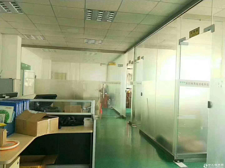 沙井98工业园区新空带豪华装修1080平米厂房-图7