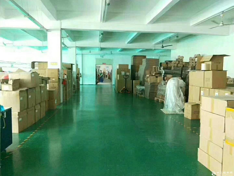 沙井98工业园区新空带豪华装修1080平米厂房-图6