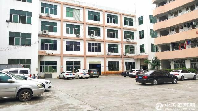 平湖富民工业区标准厂房1200平招租