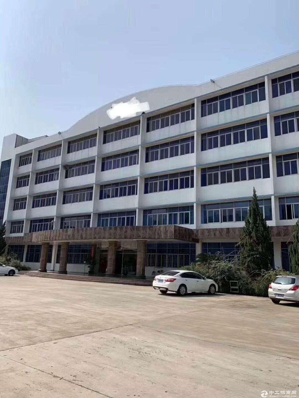 横岗 六约埔厦工业区独院分租楼上整层1200平米招租