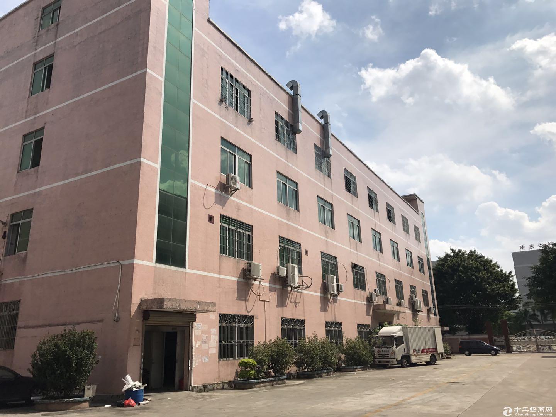 出租布吉坂田上雪工业区一楼厂房2300平米 层高5米