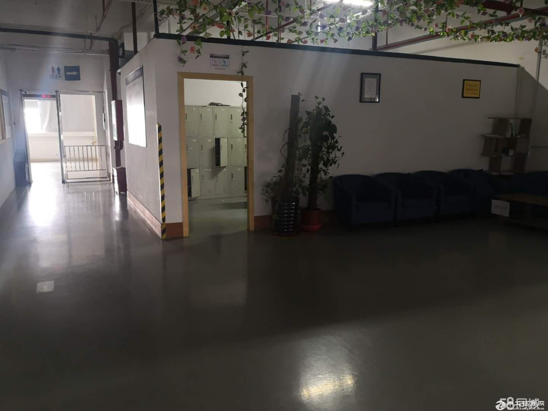 平湖原房东厂房新出楼上整层2300平米出租有装修