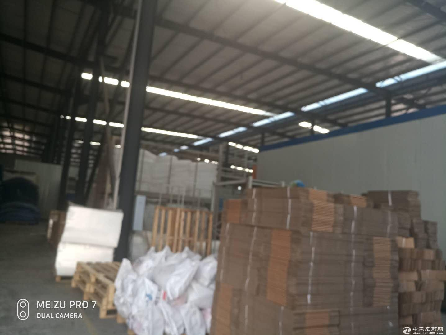 龙泉品质单层钢结构厂房出售540平