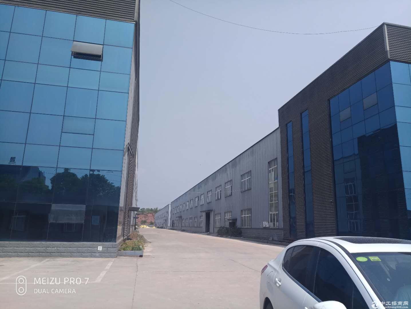 龙泉1500框架结构厂房出售清水