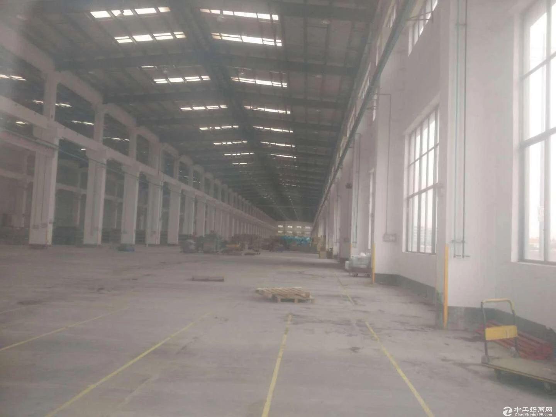 (出租) 坪山区滴水位13米高单层重工业厂房、仓库带红本招租