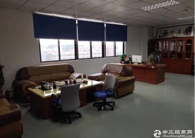 东莞市寮步镇独门独院标准两层厂房4800方 能办环评